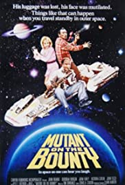 Mutant on the Bounty Poster