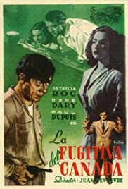 Fugitive from Montreal Poster