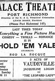 Hold 'Em Yale Poster