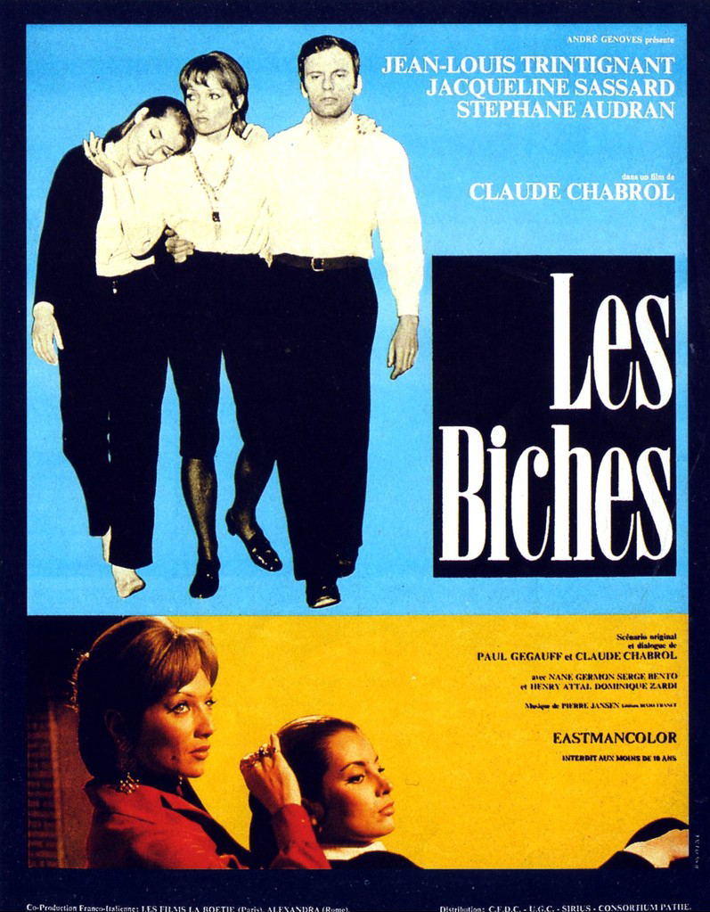 image Les biches Watch Full Movie Free Online