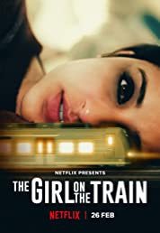 The Girl on the Train (2021) poster