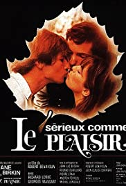 Serious as Pleasure Poster