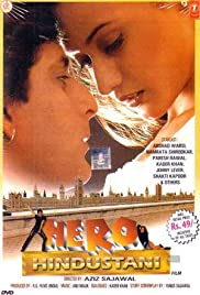 Hero Hindustani (1998) Poster - Movie Forum, Cast, Reviews