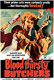 Bloodthirsty Butchers(1970) Poster - Movie Forum, Cast, Reviews