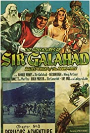 The Adventures of Sir Galahad Poster