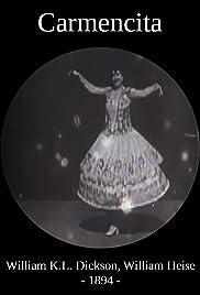 Carmencita(1894) Poster - Movie Forum, Cast, Reviews