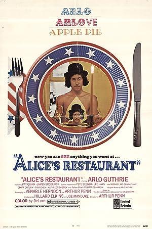 Alice's Restaurant poster