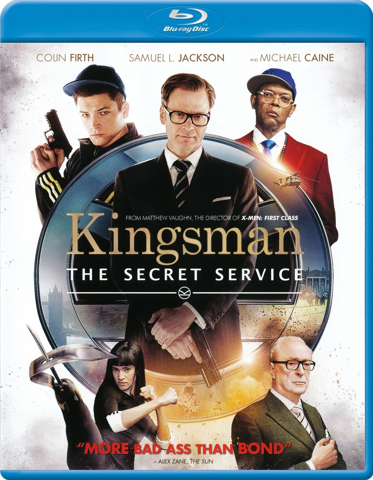 Kingsman: The Secret Service Revealed (2015) (V) Watch Full Movie Free Online