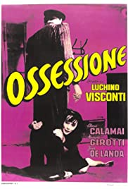 Ossessione (1943) Poster - Movie Forum, Cast, Reviews
