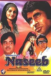 Naseeb(1981) Poster - Movie Forum, Cast, Reviews