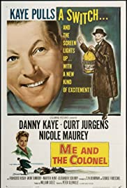 Me and the Colonel (1958) Poster - Movie Forum, Cast, Reviews