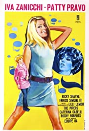Una ragazza tutta d'oro Poster