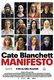 Manifesto (2015) Poster - Movie Forum, Cast, Reviews