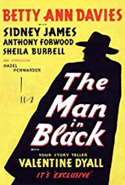 The Man in Black(1949) Poster - Movie Forum, Cast, Reviews