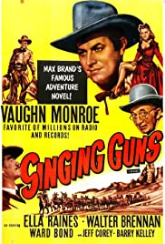 Singing Guns (1950) Poster - Movie Forum, Cast, Reviews