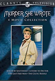 Murder, She Wrote: The Last Free Man Poster