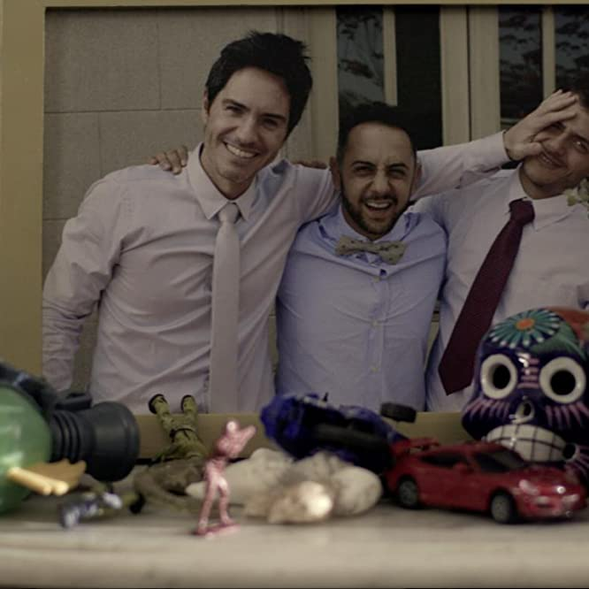 Humberto Busto, Mauricio Ochmann, and Alfonso Dosal in Do It Like An Hombre (2017)