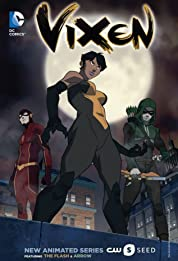 Vixen - Trial by Fire poster