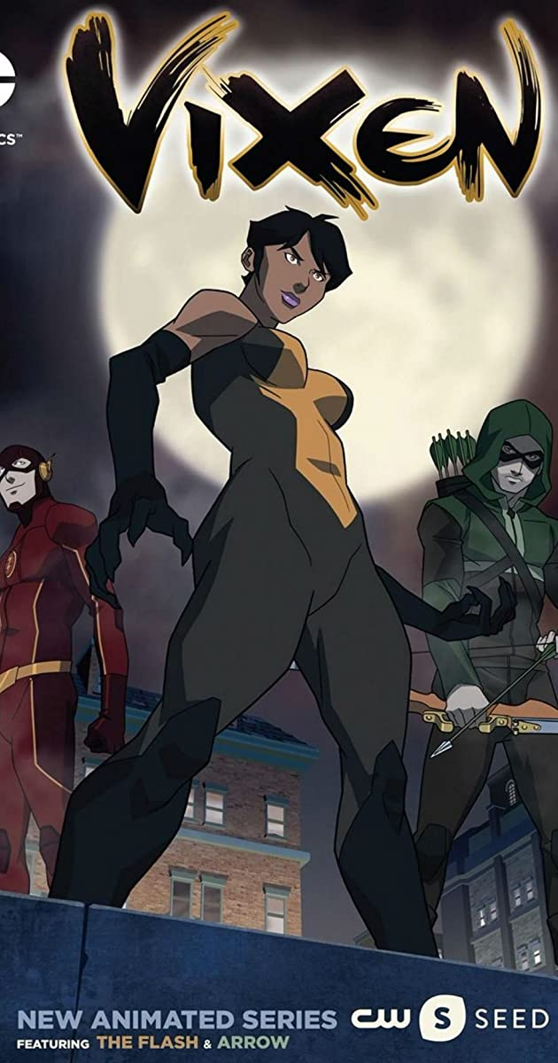 vixen tv series 2015   imdb