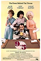 9 to 5 (1980) Poster