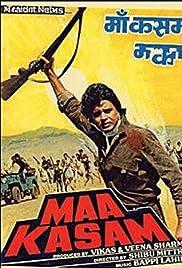 Maa Kasam Poster