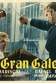 El gran Galeoto Poster