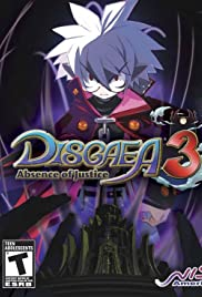 Disgaea 3: Absence of Justice Poster