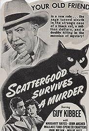 Scattergood Survives a Murder Poster