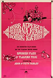 A Herb Alpert & the Tijuana Brass Double Feature Poster