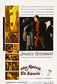 The Spirit of St. Louis (1957) Poster - Movie Forum, Cast, Reviews