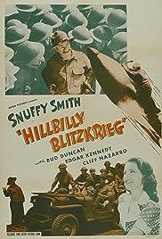 Hillbilly Blitzkrieg Poster