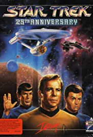 Star Trek: 25th Anniversary Enhanced Poster