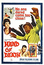 Hand of Death (1962) Poster - Movie Forum, Cast, Reviews