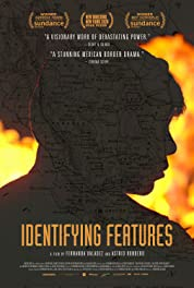 Identifying Features (2020) poster
