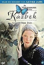 De vliegenierster van Kazbek Poster