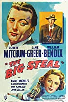 The Big Steal (1949) Poster