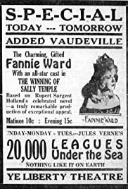 The Winning of Sally Temple Poster