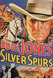 Silver Spurs Poster