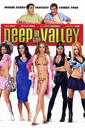 Deep in the Valley poster