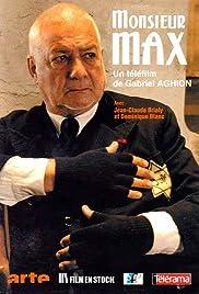 Monsieur Max Poster