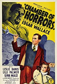 Chamber of Horrors (1940) Poster - Movie Forum, Cast, Reviews