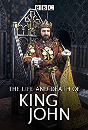 The Life and Death of King John Poster