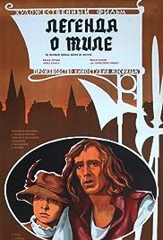 Legenda o Tile Poster
