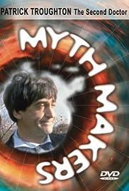 Patrick Troughton Mythmakers Poster