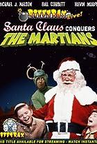 Image of RiffTrax Live: Santa Claus Conquers the Martians
