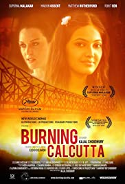 Burning Calcutta Poster