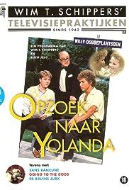 Opzoek naar Yolanda Poster
