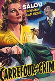 Carrefour du crime Poster