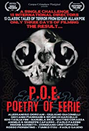 P.O.E. Poetry of Eerie Poster