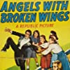 Binnie Barnes, Marilyn Hare, Mary Lee, Leni Lynn, Lois Ranson, and Gilbert Roland in Angels with Broken Wings (1941)
